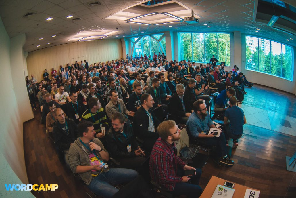 WordCamp Kyiv 2016
